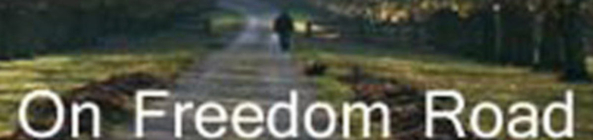 On Freedom Road Talk